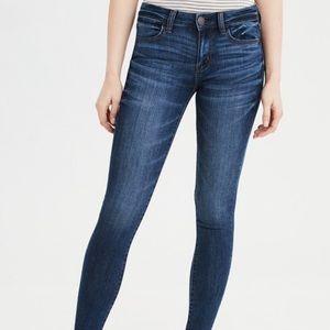 🤍2/$25 AE Super Stretch Skinny Jeans